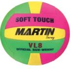 Tourney Hand Sewn Volleyball
