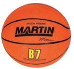 Orange Mini Basketball (7