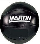 7 Lb. Genuine Leather Medicine Ball