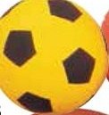Coated Foam Soccer Ball