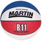 Official Size & Weight Rubber Basketball