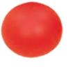 High Density Coated Foam Ball (7