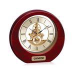 Custom Catarina Clock - Rosewood 8