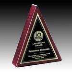 Custom Claredon Award - Rosewood 8