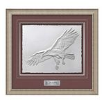 Custom Cast Paper Art -