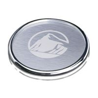"Cosburn Coaster - 4"" Chrome (Laser)"
