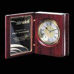 Custom Academy Clock - Rosewood 5½