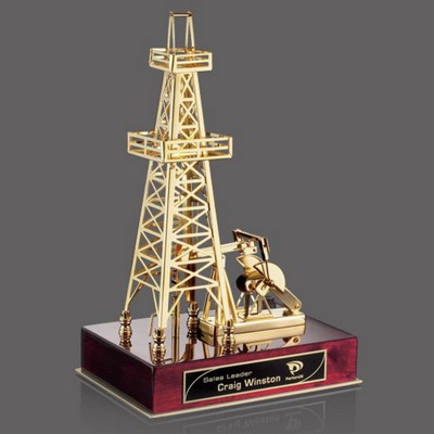 Aberfoyle Battery Operated Oil Rig Award