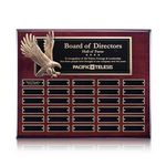 Custom Flying Eagle P/Plaque - Rosewood 30 Plate