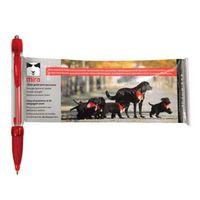 Banner Pen - (5-6 weeks) Red