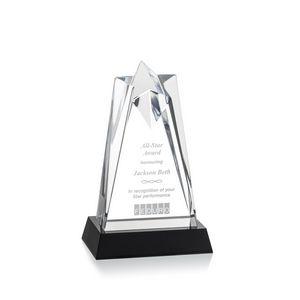 Rosina Star Award - Acrylic/Black 7