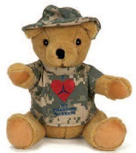 Custom Imprinted Army Stuffed Toys!