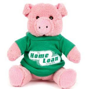 Custom Made Stuffed Pigs