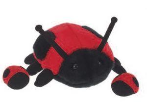 Custom Printed Bug Shaped Plush Animals