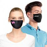 Custom Standard Flat Cotton Face Mask with Pocket for Filter Insert (Direct Import - 7-8 Week Ocean)