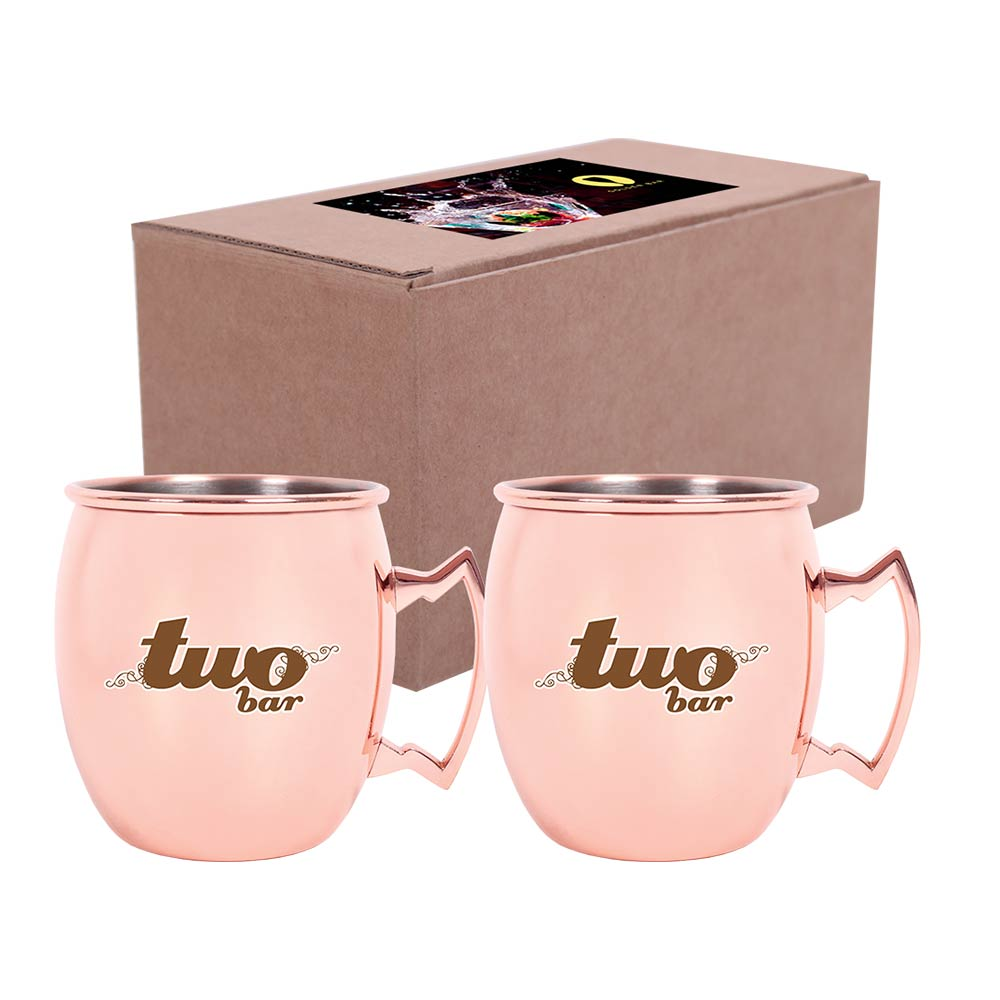 Moscow Mule Mug (2 Pack) (Direct Import - 10 Weeks Ocean)