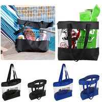 The Camden Stadium Zippered Tote