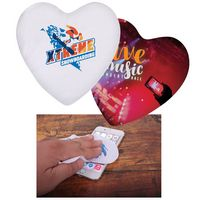 Heart Shape Microfiber Cloth - 170GSM (Direct Import - 10 Weeks Ocean)