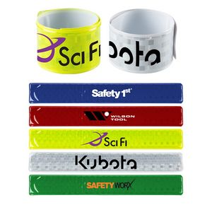 Personalized Reflective Wristbands!