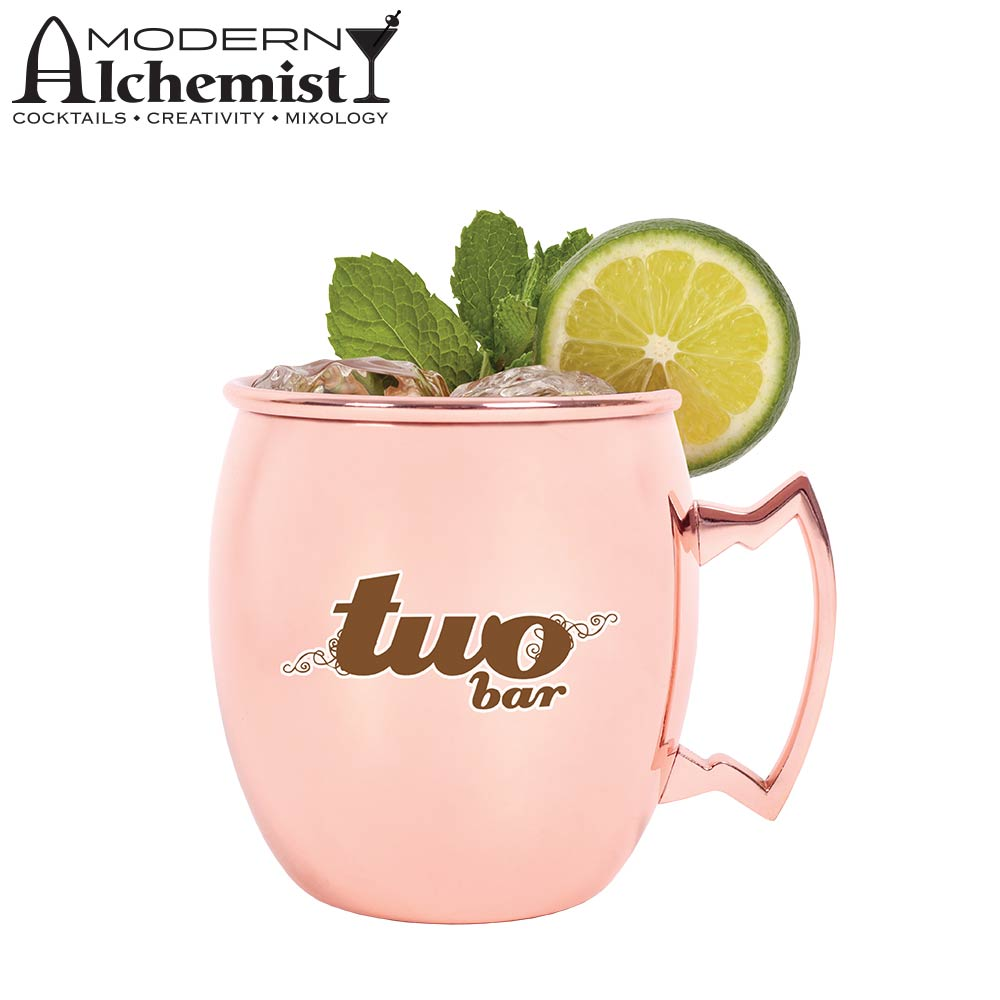 Copper Mule Mug (Direct Import - 10 Weeks Ocean)