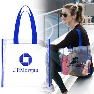 The Fenway Clear Stadium Tote Bag