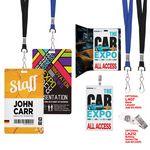 Digital Event/ID Badge (5