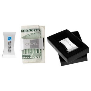 The Bellagio Money Clip (Direct Import - 10 Weeks Ocean)