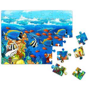 Full Color Custom Jigsaw Puzzle