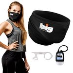 Custom Active PPE Combo Includes Elite Neck Gaiter, 1 oz Hand Sanitizer and Freedom Key