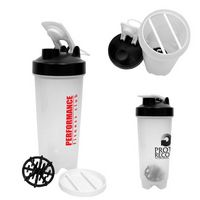 O2COOL 24 Oz. Shaker Bottle