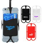 Silicone Phone Neck Wallet (Direct Import-10 Weeks Ocean)