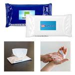 Antibacterial Sanitizer Wet Wipes 10pcs Pack (Direct Import - 8-10 Weeks Ocean)