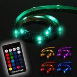 LED RGB Mood Light Strip with Remote