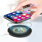 Custom Traveler Wireless Charger