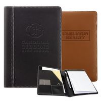 Concord Leather Junior Padfolio (Black)