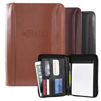 Atlantis Leather Junior Portfolio (Brown)