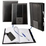 Custom Newport Journal Book (Black)
