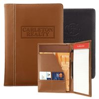 Concord Leather Junior Padfolio (English Tan)