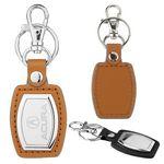 Custom Classic Key Chain - Tan