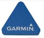 Foam Antenna Topper -Triangle, TRI601, Full Colour Imprint