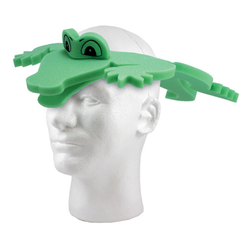 Alligator Foam Hat, AL5002, 1 Colour Imprint