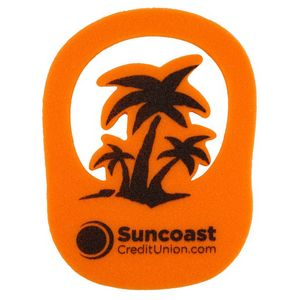Pop-Up Visor - Palm Tree, PT202, 1 Colour Imprint