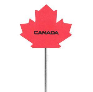 Maple Leaf Topper, ML601, Full Colour Imprint