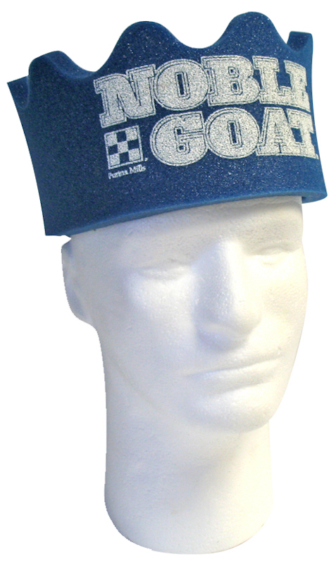 Adjustable Band Hat - Crown, BC202, 1 Colour Imprint