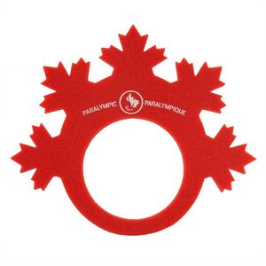 Maple Leaf Liberty Visor, LIBC4004, 1 Colour Imprint