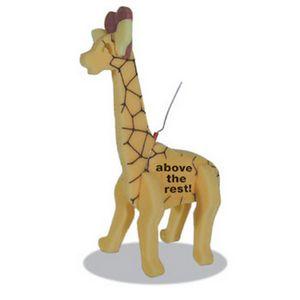 Giraffe on a leash, GI101, 1 Colour Imprint