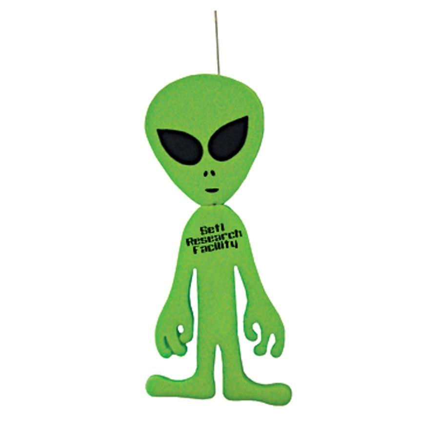 Alien on a Leash, AL101, 1 Colour Imprint