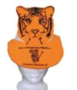 Pop-Up Visor - Tiger, TI202, 1 Colour Imprint