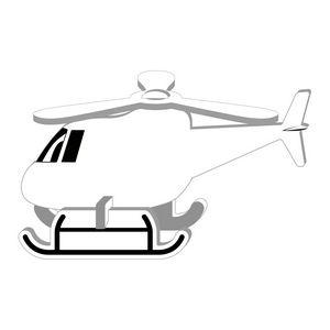 Helicopter Puzzle, PUZHELI501, 1 Colour Imprint