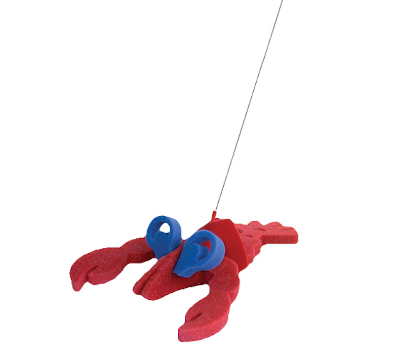 Walking Pet Lobster on a Leash, LO101, 1 Colour Imprint